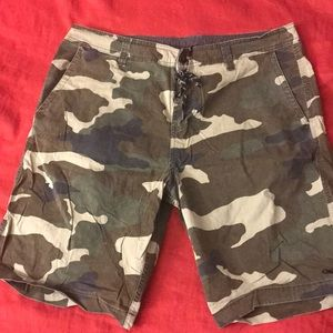O'Neill Men's Hybrid Camo Shorts